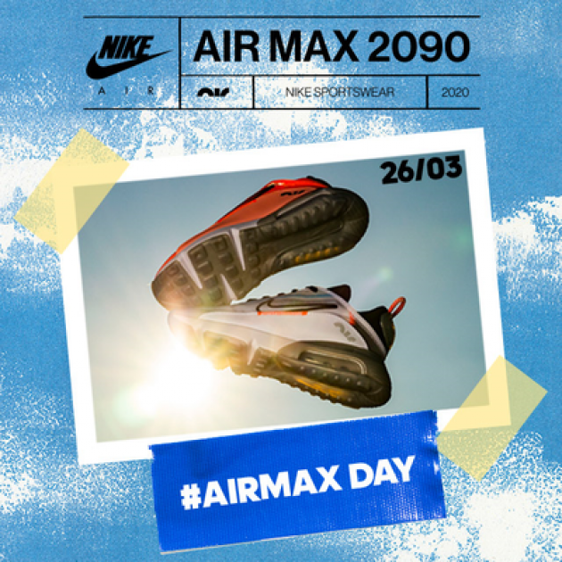 SNEAKER CAGE CELEBRATES AIR MAX DAY 2020!