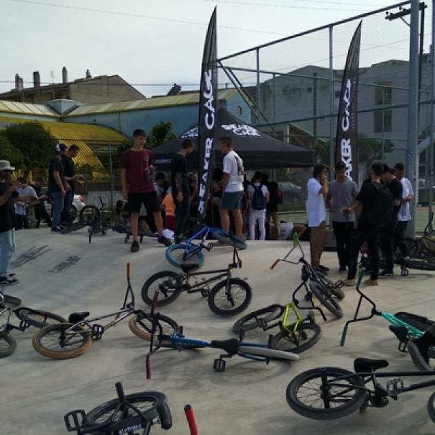 2nd TakenBmx Sunday Cruise 2019 supported by Sneaker Cage
