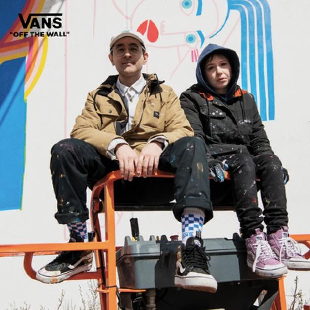 Τo Sneaker CAGE «υποδέχεται» το χειμώνα, με την νέα συλλογή Vans SK8-HI MTE 2.0 DX!