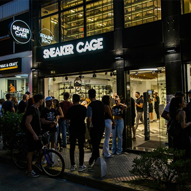 """""""HAIRCUTS & SOLES""""  EVENT ΣΤΟ SNEAKER CAGE"""