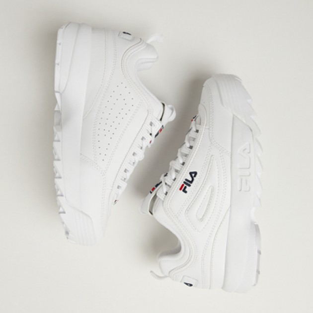 The FILA DISRUPTOR just caged!