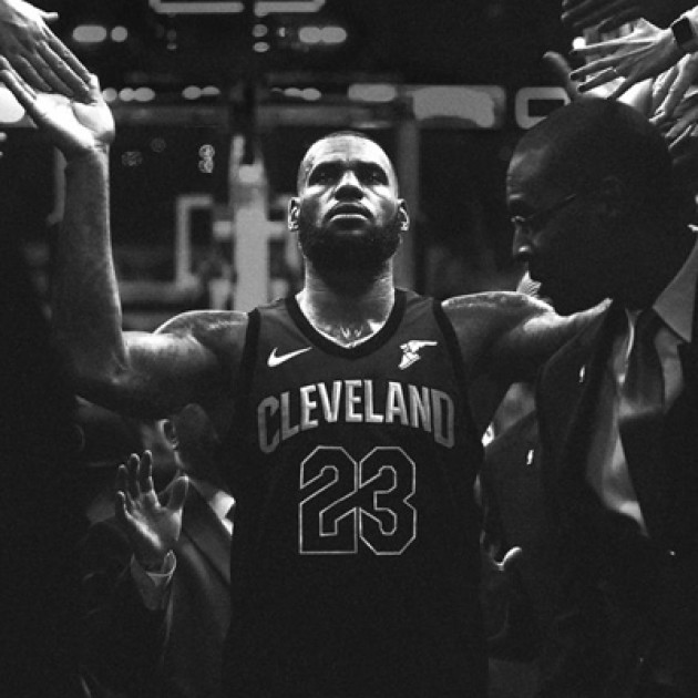 LEBRON JAMES - Nothing is Given, Everything is Earned!