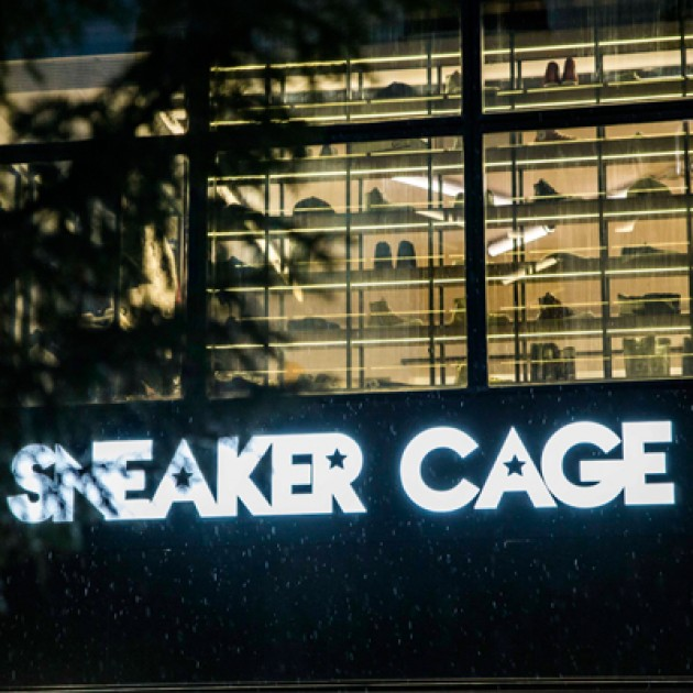 To πρώτο Sneaker Cage party έκανε πάταγο!