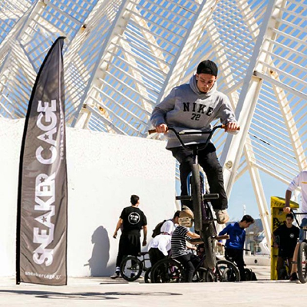 TakenBmx Sunday Cruise 2019 supported by Sneaker Cage