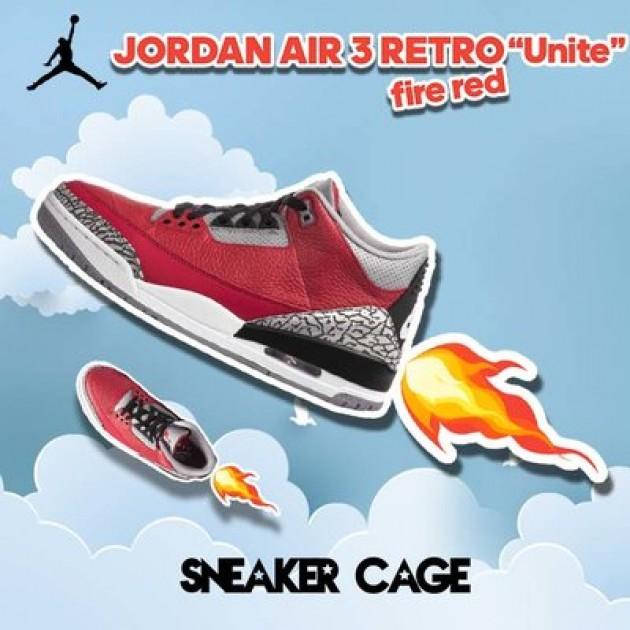 AIR JORDAN III RETRO SE LANDED @SNEAKER CAGE!