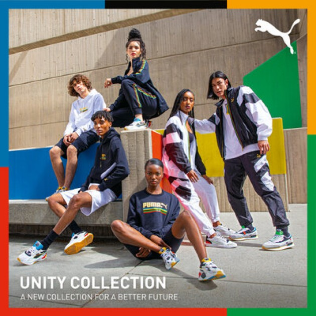 EXPLORE THE UNITY COLLECTION @SNEAKER CAGE!