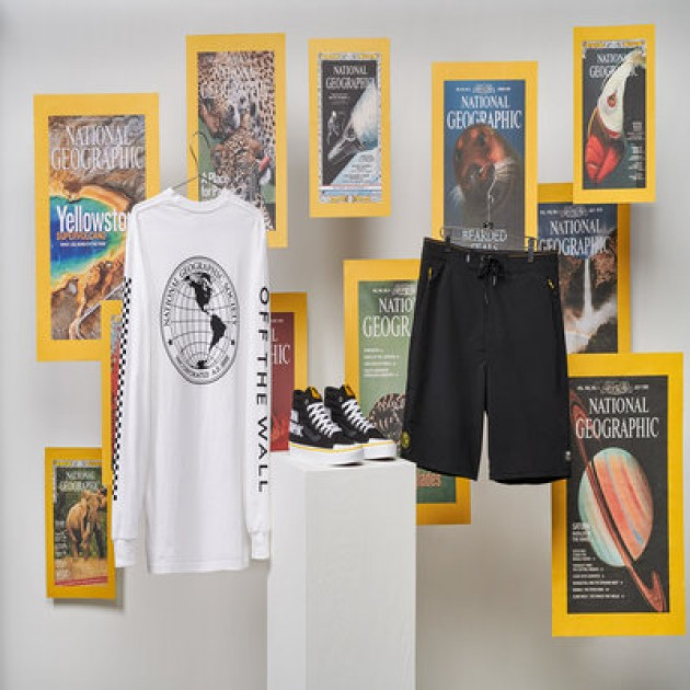 VANS x NATIONAL GEOGRAPHIC COLLECTION LANDED @SNEAKER CAGE!