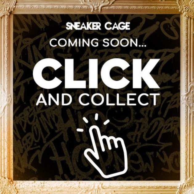 X-MAS 2020 ΜΕ CLICK & COLLECT @SNEAKER CAGE!