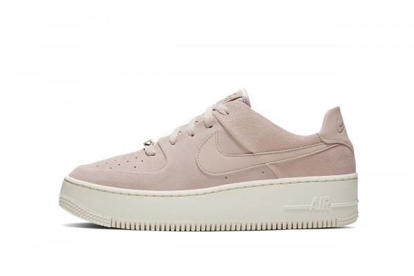 NIKE AIR FORCE 1 SAGE LOW AR5339-201 Μπέζ