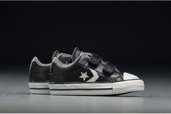 CONVERSE Star Player EV V OX 762015C Μαύρο