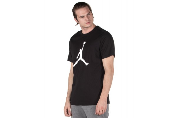 JORDAN JUMPMAN MEN'S T-SHIRT CJ0921-011 Μαύρο