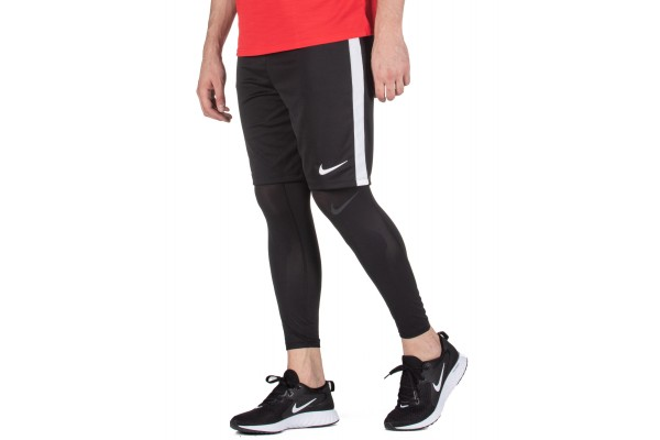 NIKE PRO MEN'S 3/4 BASKETBALL TIGHTS AT3383-010 Black