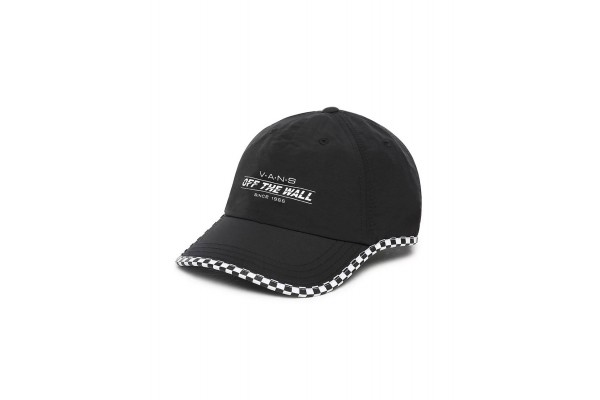 VANS WM CHECK IT TWICE HAT VA4DRXY28-Y28 Μαύρο