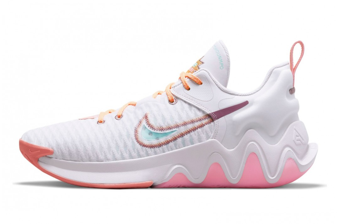 NIKE GIANNIS IMMORTALITY ''FORCE FIELD'' DH4470-500 White