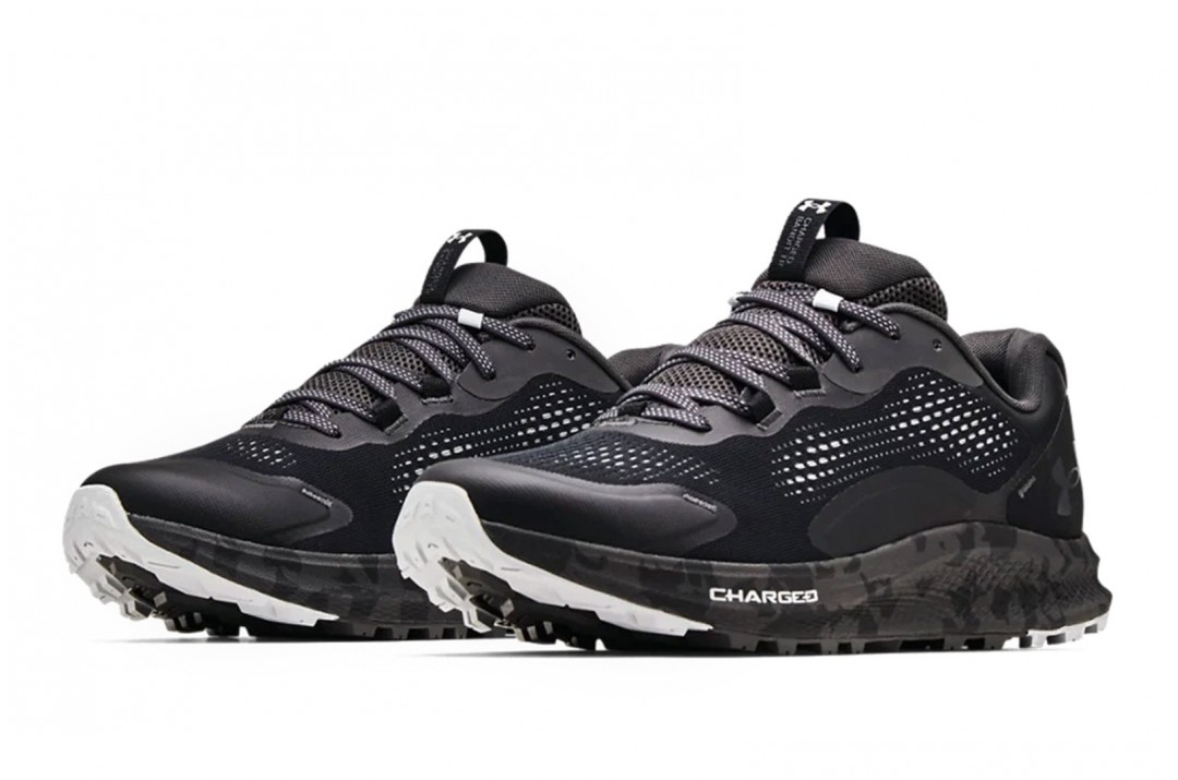 UNDER ARMOUR CHARGED BANDIT TR 2 3024186-001 Ανθρακί