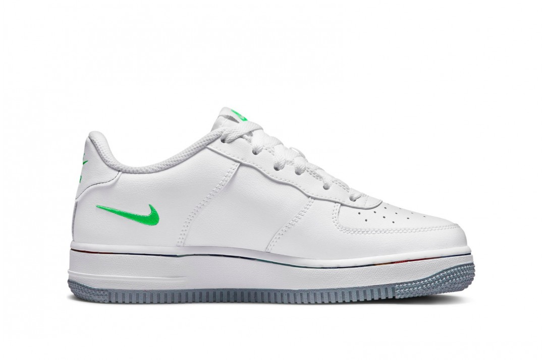 NIKE AIR FORCE 1 LOW GS DM9473-100 White