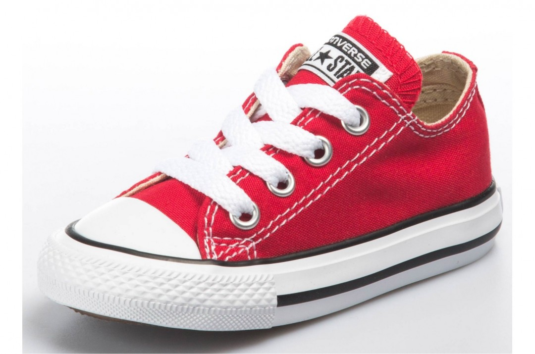 CONVERSE CHUCK TAYLOR ALL STAR 7J236C Red