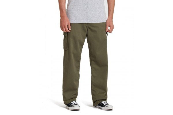 VOLCOM MARCH CARGO PANT A1132102-MIL Χακί