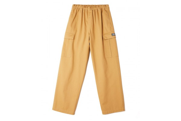 OBEY EASY CARGO PANT 142020189-ALM Μπέζ