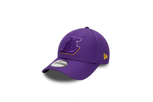 NEW ERA TWO TONE 9FORTY LOS ANGELES LAKERS 60141566 Purple