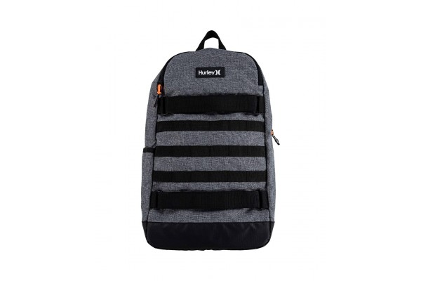 HURLEY NO COMPLY BACKPACK 9A7077-042 Γκρί