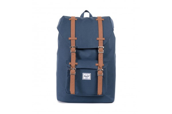 HERSCHEL LITTLE AMERICA MID-VOLUME 661180063 10020-00007 Μπλε