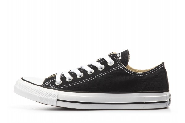 Converse Chuck Taylor All Star Ox M9166C Μαύρο