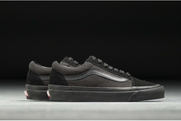 VANS UA OLD SKOOL 36 DX VA38G2STZ-STZ Μαύρο