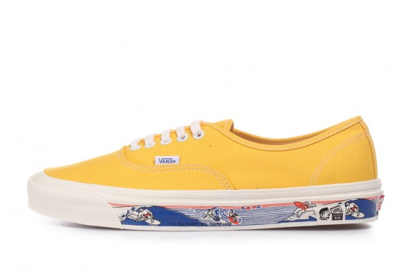 VANS ANAHEIM FACTORY AUTHENTIC 44 DX VA54F241Q-41Q Κίτρινο