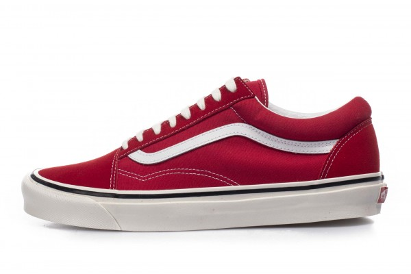 VANS OLD SKOOL 36 DX ANAHEIM FACTORY VA54F3U8Q-U8Q Κόκκινο