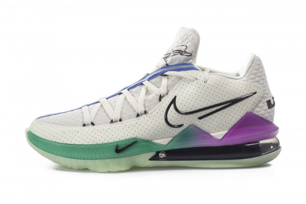 NIKE LEBRON XVII LOW CD5007-005 Πολύχρωμο