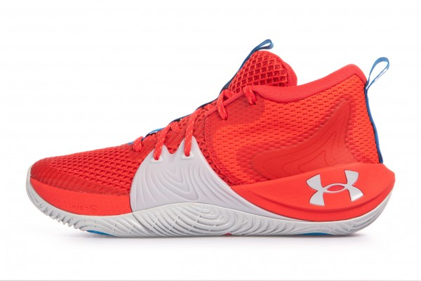 UNDER ARMOUR EMBIID 1 3023086-603 Red