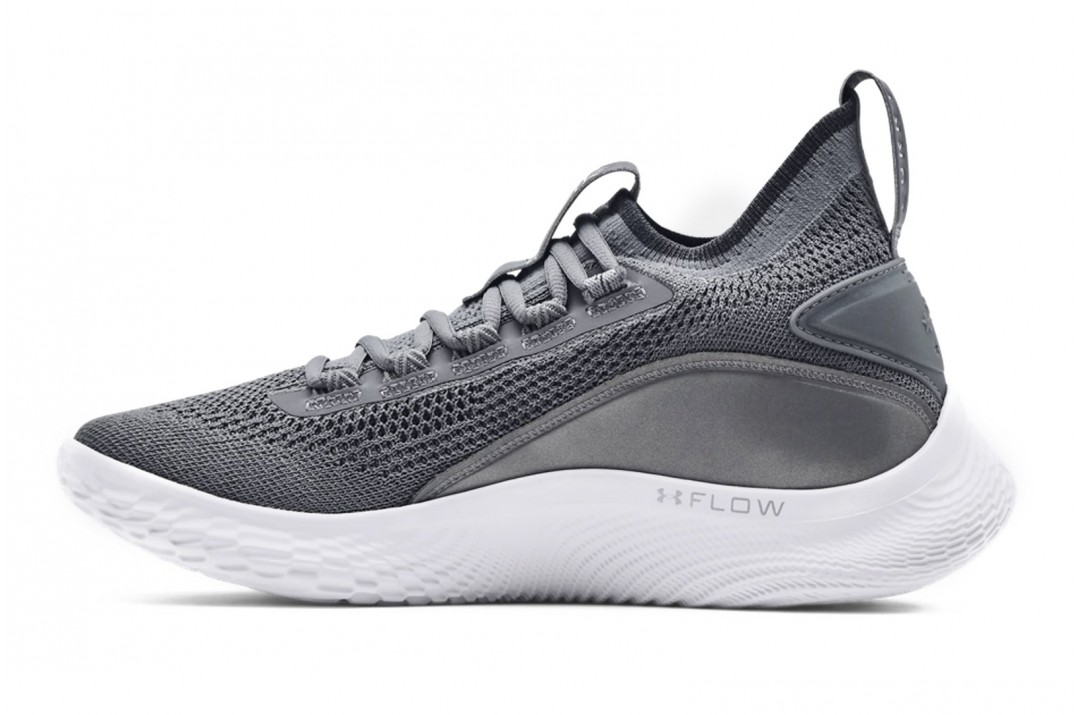 UNDER ARMOUR CURRY 8 RFL 3024031-100 Λευκό