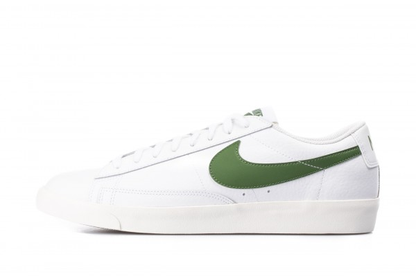 NIKE BLAZER LOW LEATHER CI6377-108 White