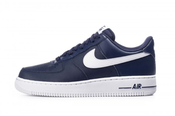 NIKE AIR FORCE 1 '07 CJ0952-400 Μπλε