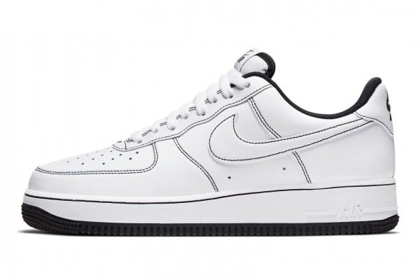 NIKE AIR FORCE 1 '07 CV1724-104 Λευκό