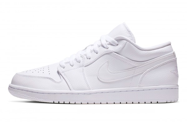 JORDAN AIR JORDAN 1 LOW 553558-112 White