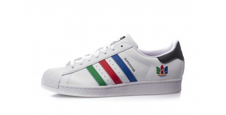 adidas Originals SUPERSTAR FU9521 White