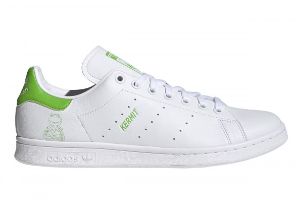 adidas Originals STAN SMITH DISNEY KERMIT FX5550 Λευκό