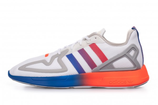 adidas Originals ZX 2K FLUX FX2044 Λευκό