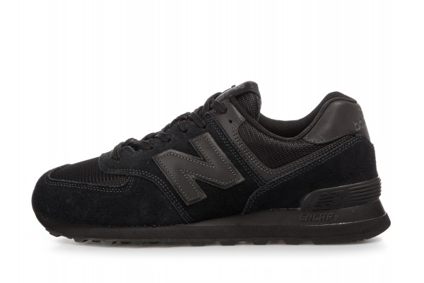 NEW BALANCE 574 ML574ETE Μαύρο