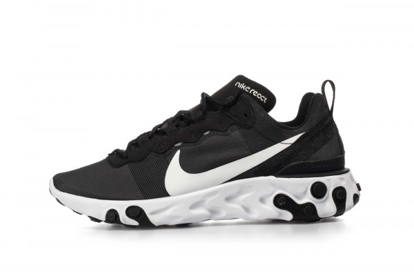 NIKE W REACT ELEMENT 55 BQ2728-003 Black