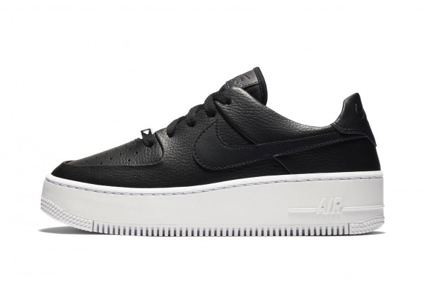 NIKE AIR FORCE 1 SAGE LOW AR5339-002 Μαύρο