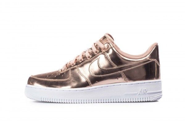 NIKE AIR FORCE 1 SP CQ6566-900 Ροζ Χρυσό