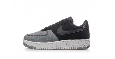 NIKE AIR FORCE 1 CRATER CT1986-002 Μαύρο