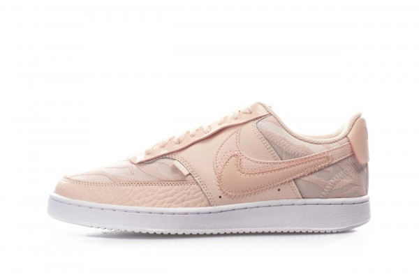 NIKE COURT VISON LOW PREMIUM CI7599-600 Κοραλί