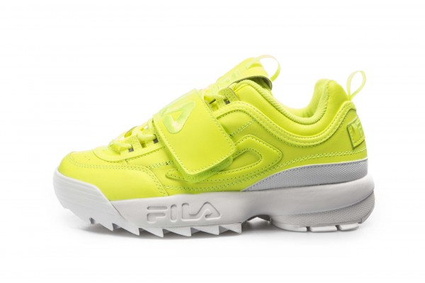 FILA DISRUPTOR II APPLIQUE 5XM00807-720 Πράσινο