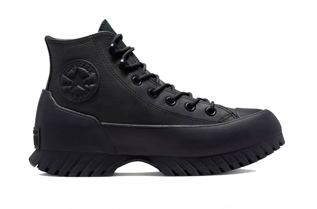 CONVERSE CHUCK TAYLOR ALL STAR COLD FUSION LUGGED WINTER 2.0 171427C Black