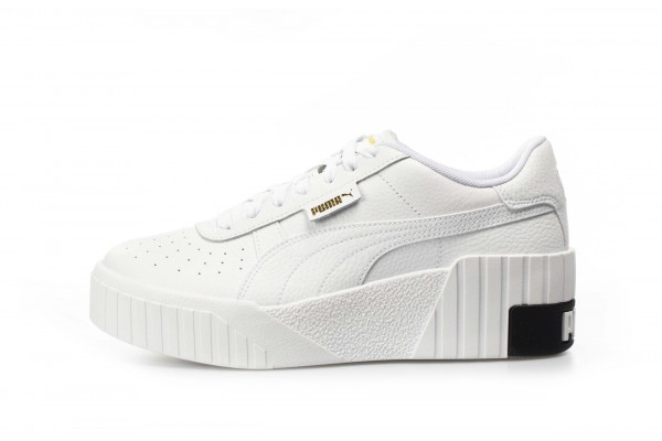 PUMA CALI WEDGE WN'S 373438-03 Λευκό