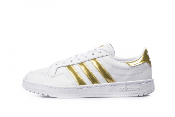 adidas Originals TEAM COURT W EF6058 Λευ